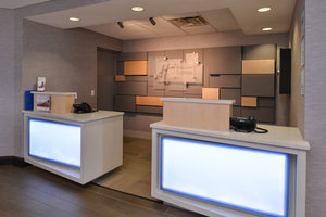 Lobby - Holiday Inn Express Hotel & Suites Olean