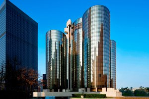 Exterior view - Westin Bonaventure Hotel & Suites Los Angeles