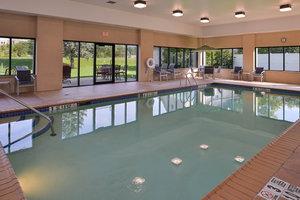 Pool - Holiday Inn Express Hotel & Suites Olean