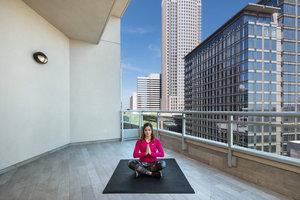 Fitness/ Exercise Room - Residence Inn by Marriott City Center Charlotte