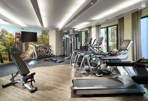 Fitness/ Exercise Room - Hotel Indigo Downtown Tuscaloosa