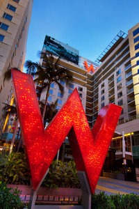 Exterior view - W Hotel Hollywood