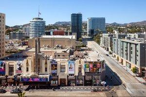 Room - W Hotel Hollywood