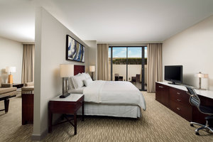 Suite - Westin Hotel LAX Airport Los Angeles