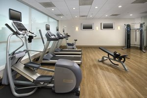Fitness/ Exercise Room - Holiday Inn Express at the Stadium Baltimore