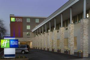 Exterior view - Holiday Inn Express at the Stadium Baltimore