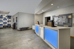 Lobby - Holiday Inn Express at the Stadium Baltimore