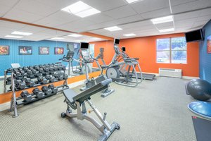 Fitness/ Exercise Room - Holiday Inn Express Cambridge