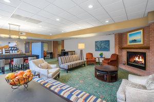 Lobby - Holiday Inn Express Cambridge
