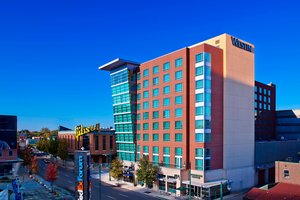 Exterior view - Westin Hotel Beale Street Memphis