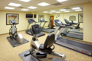 Fitness/ Exercise Room - Holiday Inn Express Hotel & Suites Chestertown