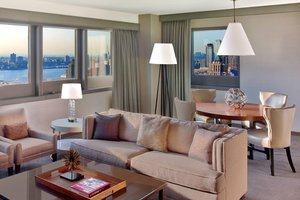 Suite - Westin New York at Times Square Hotel