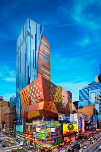 Exterior view - Westin New York at Times Square Hotel