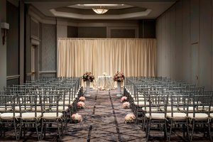 Ballroom - Marriott Philadelphia Airport Hotel Philadelphia