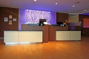 Lobby - Fairfield Inn & Suites by Marriott London