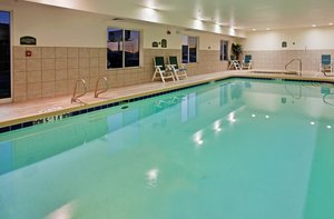 Pool - Holiday Inn Express Hotel & Suites Airport Wichita