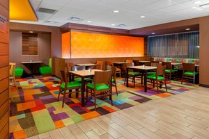 Restaurant - Fairfield Inn & Suites by Marriott Alamosa