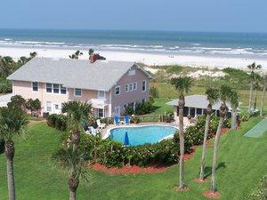 Exterior view - Beachfront Bed & Breakfast Inn St Augustine Beach