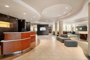 Lobby - Courtyard by Marriott Hotel Ewing