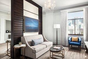 Suite - Westin Hotel St Francis San Francisco