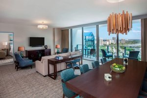 Suite - Westin Hotel Downtown Sarasota