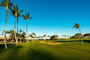 Golf - Westin Hapuna Beach Resort Kohala Coast