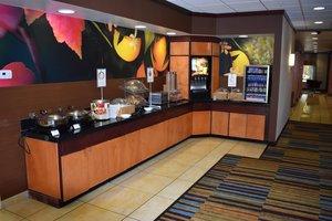 Restaurant - Fairfield Inn & Suites by Marriott Muskogee