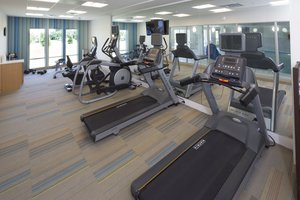 Fitness/ Exercise Room - Holiday Inn Express Hotel & Suites Port Huron