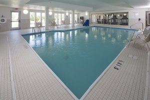 Pool - Holiday Inn Express Hotel & Suites Port Huron