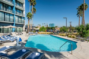 Pool - Holiday Inn Express Hotel & Suites Santa Ana