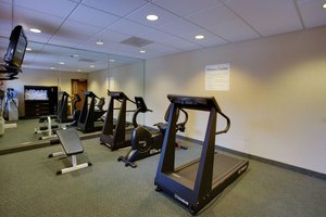 Fitness/ Exercise Room - Holiday Inn Express Hotel & Suites Columbia