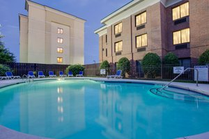 Pool - Holiday Inn Express Hotel & Suites Columbia