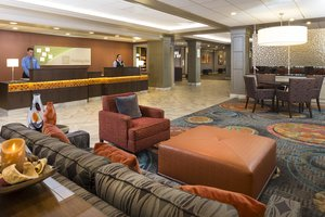 Lobby - Holiday Inn Wichita