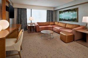 Suite - Westin Hotel Edmonton
