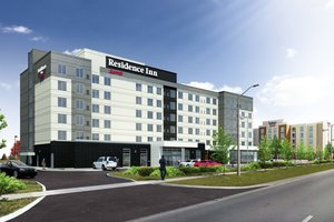 Exterior view - Residence Inn by Marriott Mississauga