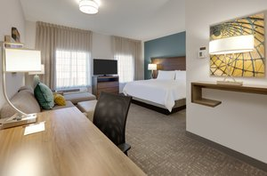 Room - Staybridge Suites Downtown Oklahoma City