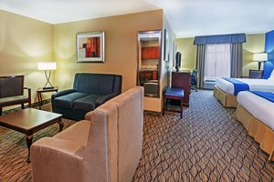 Suite - Holiday Inn Express Hotel & Suites Center Houston