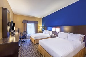 Room - Holiday Inn Express Hotel & Suites Center Houston