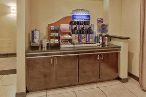 Restaurant - Holiday Inn Express Hotel & Suites Center Houston