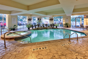 Pool - Holiday Inn Express Hotel & Suites Center Houston