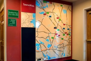 Map - TownePlace Suites by Marriott Danvers