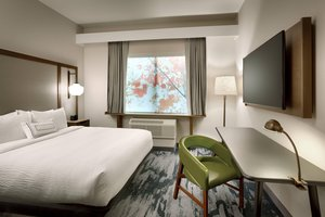 Room - Fairfield Inn & Suites by Marriott Fort Smith