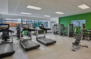 Fitness/ Exercise Room - Element Park Meadows Hotel Lone Tree
