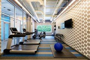Fitness/ Exercise Room - Aloft Hotel Lexington