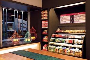 Restaurant - Aloft Hotel Lexington