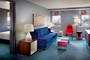 Suite - Aloft Hotel Downtown Atlanta