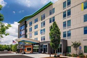 Exterior view - Aloft Hotel Alpharetta