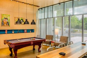 Lobby - Aloft Hotel Alpharetta