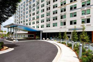 Exterior view - Aloft Hotel Downtown Atlanta