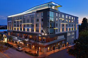 Exterior view - Aloft Hotel Downtown Asheville